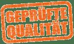 Geprüfte Qualität Logo NORM+DREH