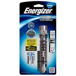 ficklampa energizer lithium led