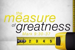 The Measure Of Greatness