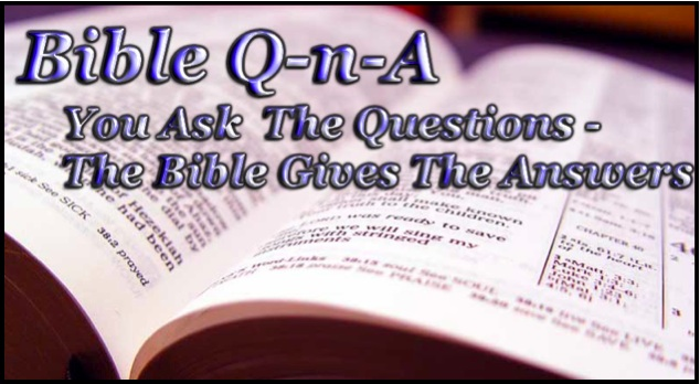 A New Facebook Page for Bible Q-n-A