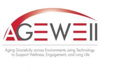 Age-Well NCE logo