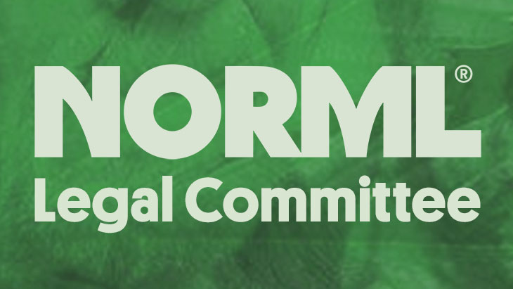 NORML Legal committee NLC
