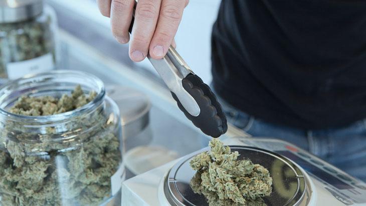 Marijuana Scales