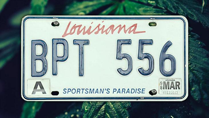 Louisiana Marijuana Laws