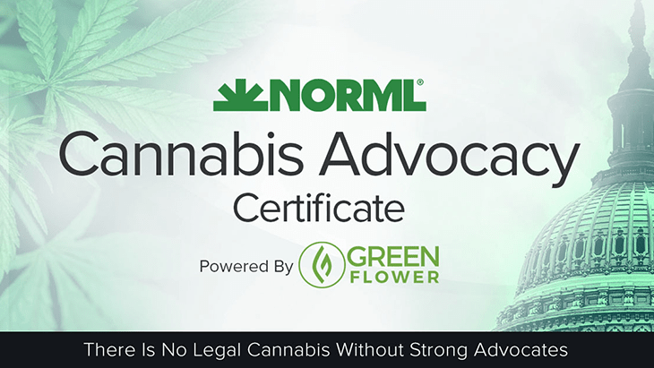 Cannabis Advocacy Program