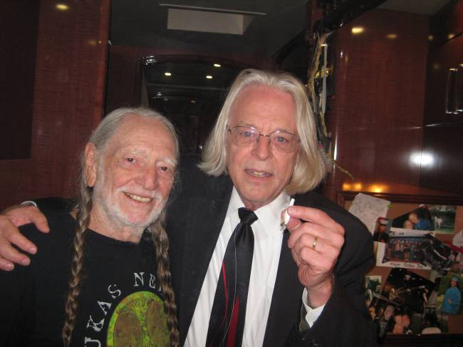 Keith and Willie
