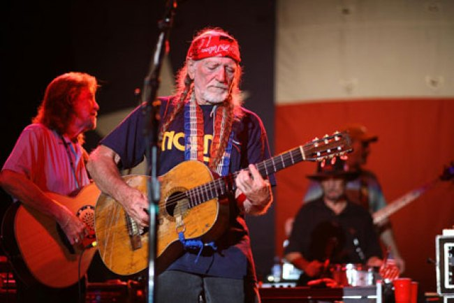 Willie Nelson 2007 Freedom Fest