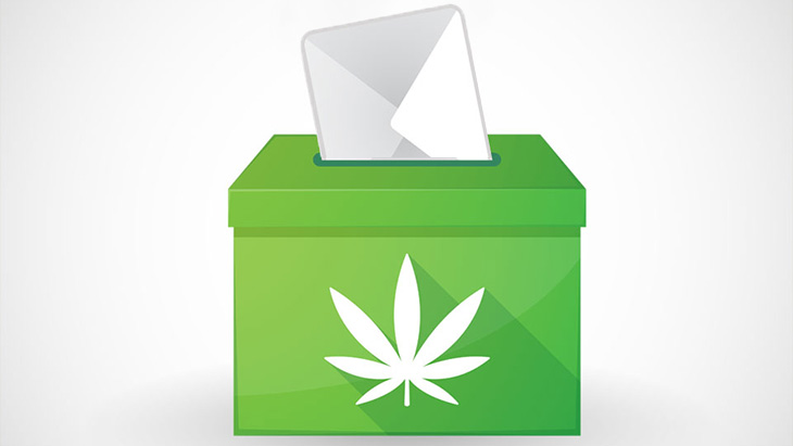 Marijuana Ballot Initiatives