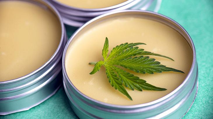 Marijuana Salve