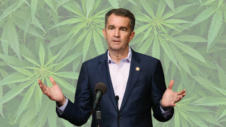 Northam says legalize it