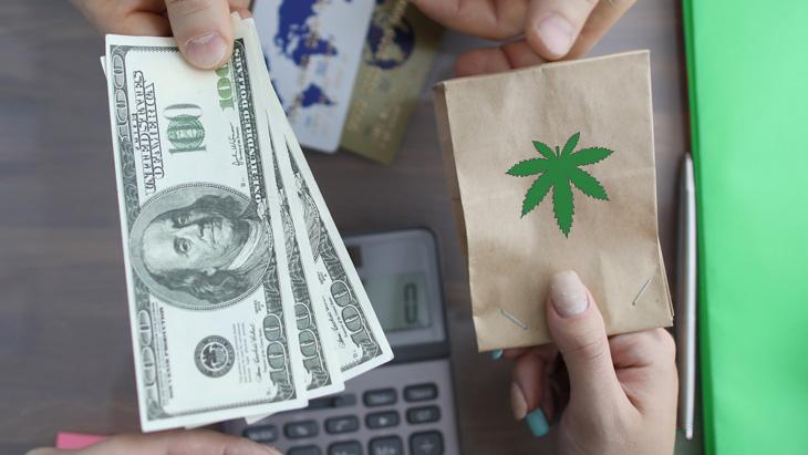 Marijuana Purchase