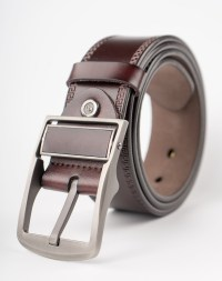 Image 1 of Mens Leather Belt of color Coffee from Noroze