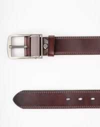 Image 7 of Mens Leather Belt of color Coffee from Noroze