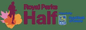 Royal Parks Half Marathon logo