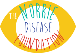 The logo of the Norrie Disease Foundation