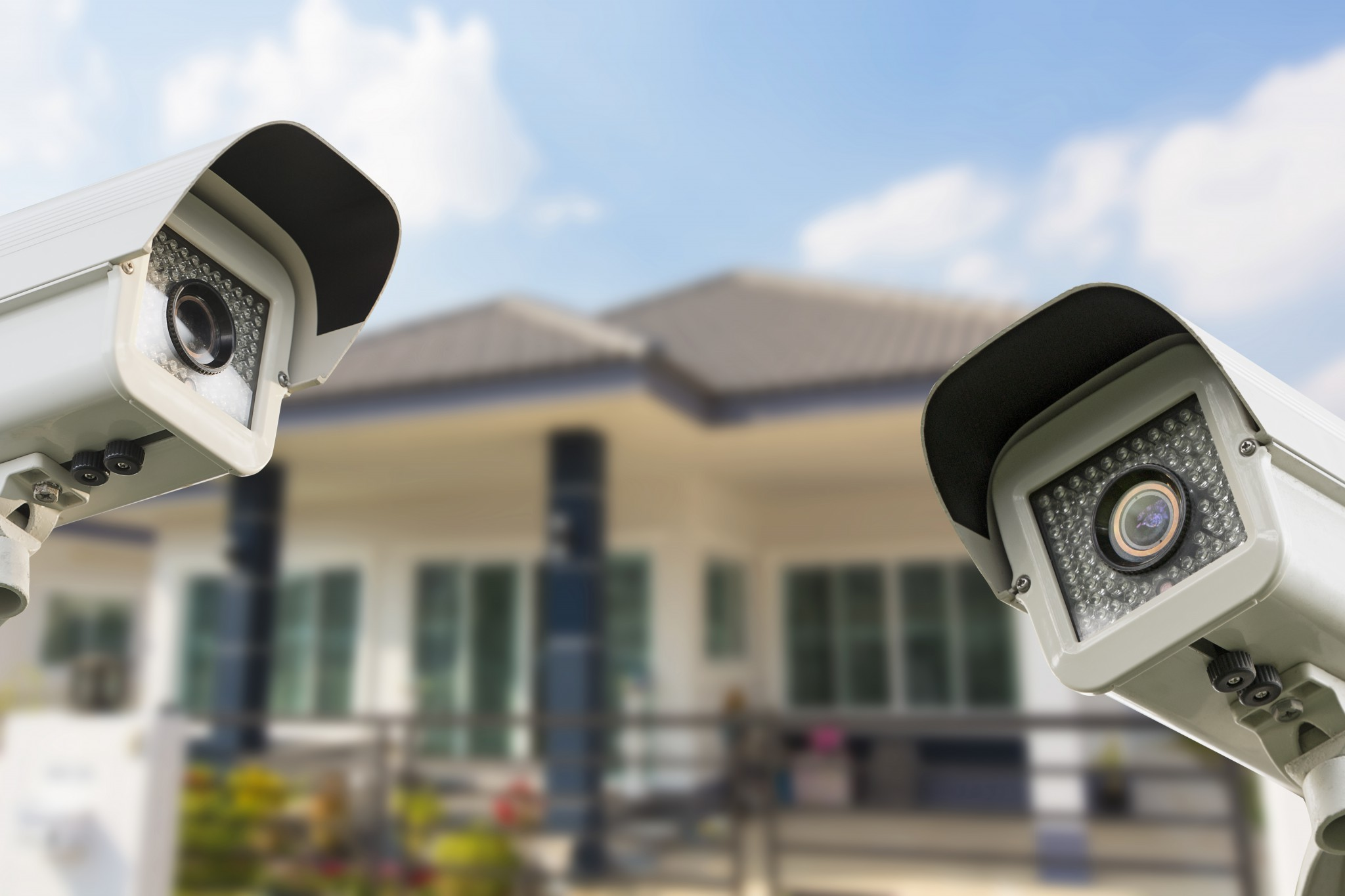 Private Home Security Systems