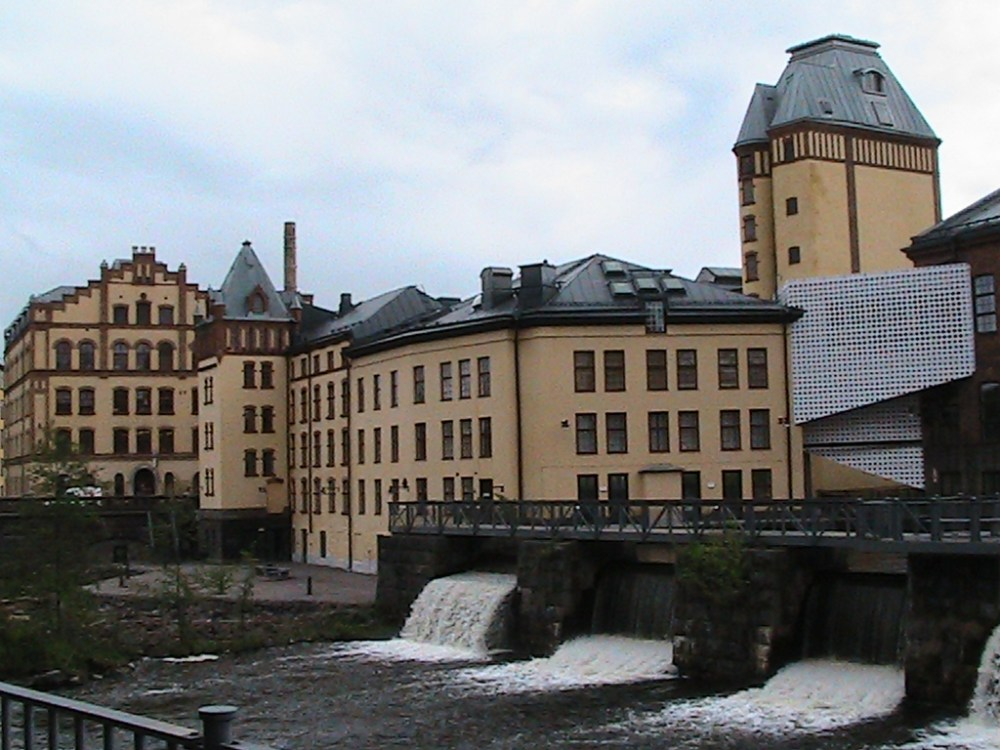 Norrköping - starten för Sveriges första kindergarten (6/6)