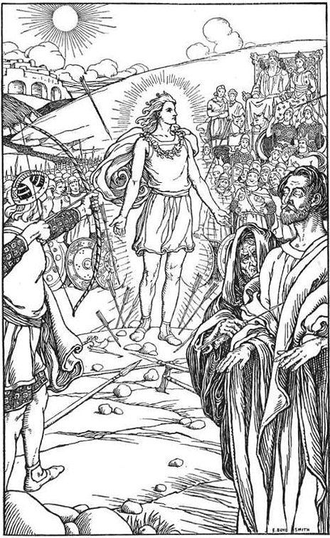 Baldur Norse Mythology for Smart People