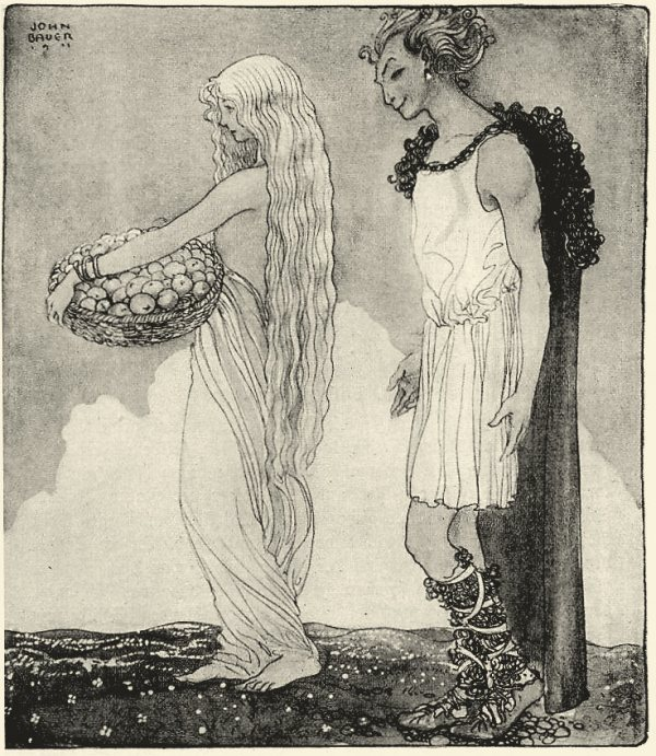 The Kidnapping of Idun Norse Mythology for Smart People