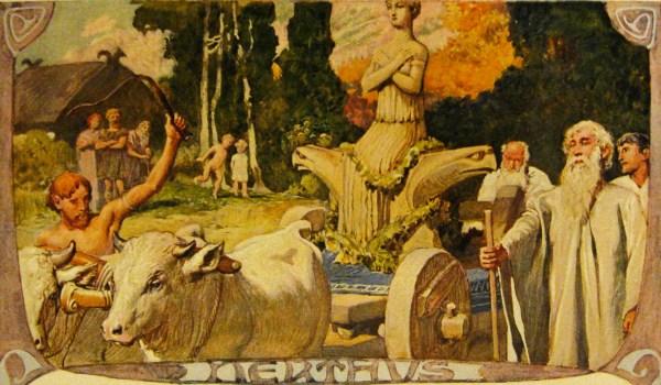 Nerthus Norse Mythology for Smart People