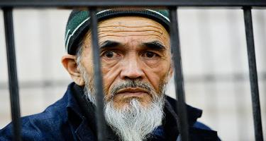2017: Kyrgyzstan: Azimjon Askarov
