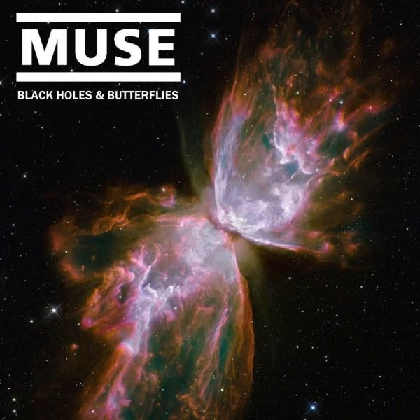 norswap 183 Muse Black Holes Butterflies Fan Album