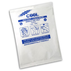 "COOL Instant Ice Pack, 6"" x 8.75"""