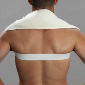 Freedom Wrap Reusable Cover on Neck / Cervical Area