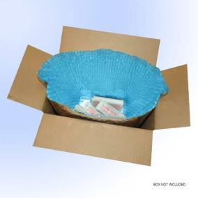 Cool Blue Insulated Foil Bubble Box Insert