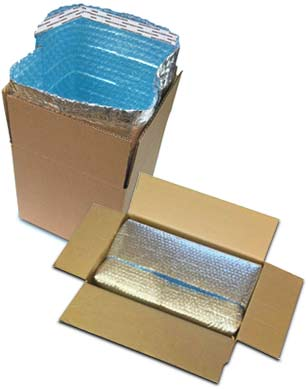 Foil Box Liners - Standard Sizes