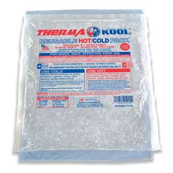 "ThermaKool Reusable Hot Cold Pack, Size: 10"" x 15"" Super Pack"