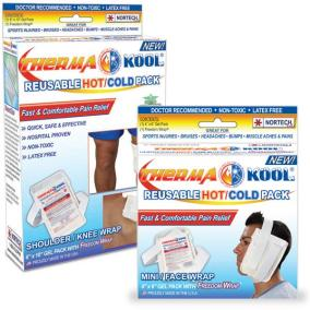 Therma-Kool Hot Cold Pack Retail Boxes