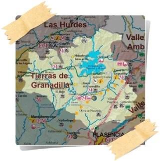 Comarca Tierras de Granadillas