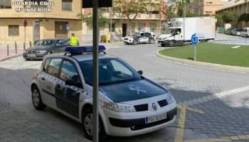 Detenido tras atracar a una mujer en Badajoz con un cuchillo
