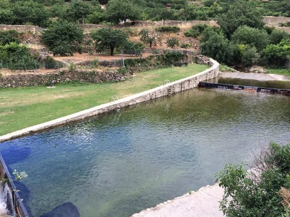 Valle del Jerte piscinas naturales 2020