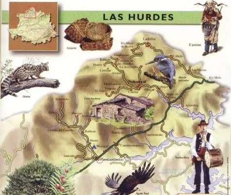 Comarca Las Hurdes