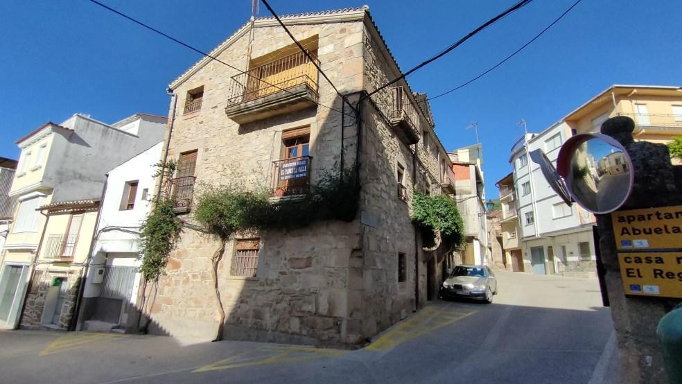 Paseando por El Torno 1ª parte (Valle del Jerte)
