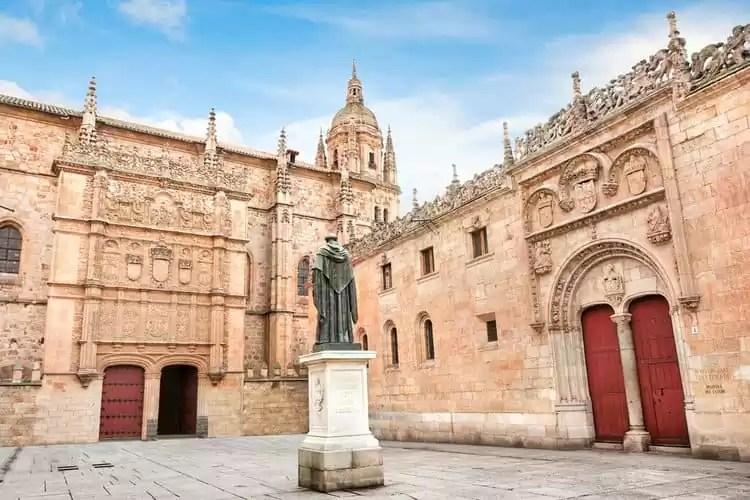Ciudades patrimonio de la humanidad en España