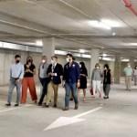 Abre el aparcamiento gratuito del puente de Trujillo en Plasencia