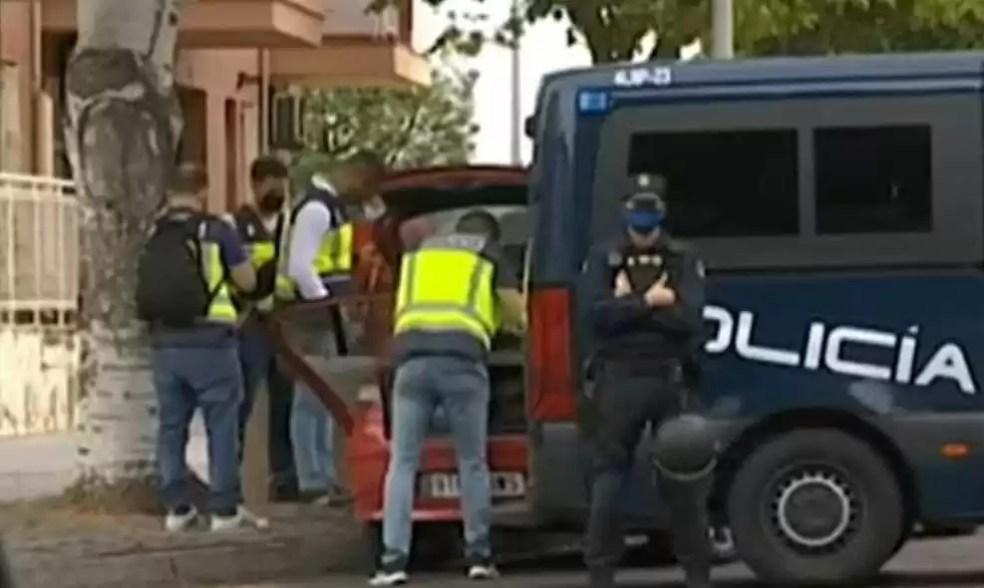 5 Policía Nacionales detenidos en la macrooperación antidroga en Mérida