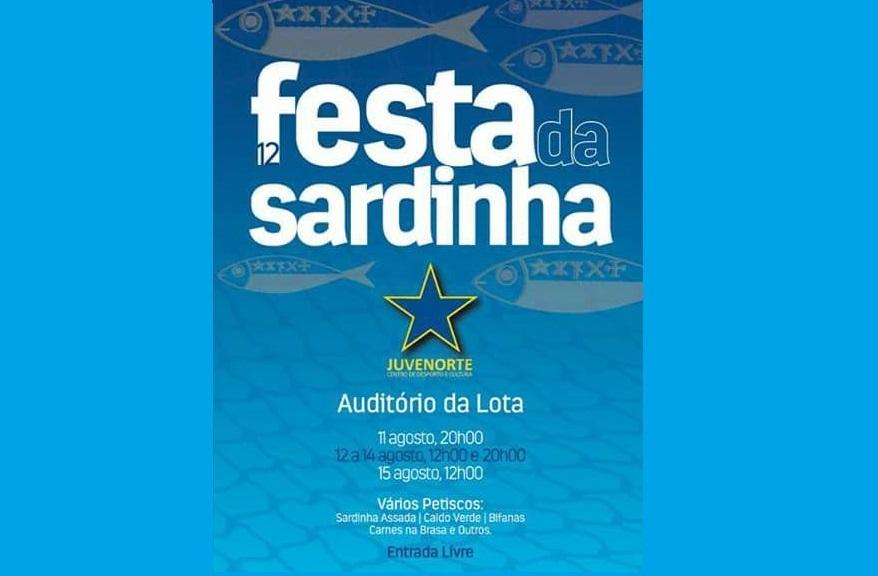 JuveNorte: Festa da Sardinha