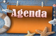 Agenda do Dia: Qua, 10 Abril