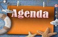 Agenda do Dia: Ter, 2 Julho
