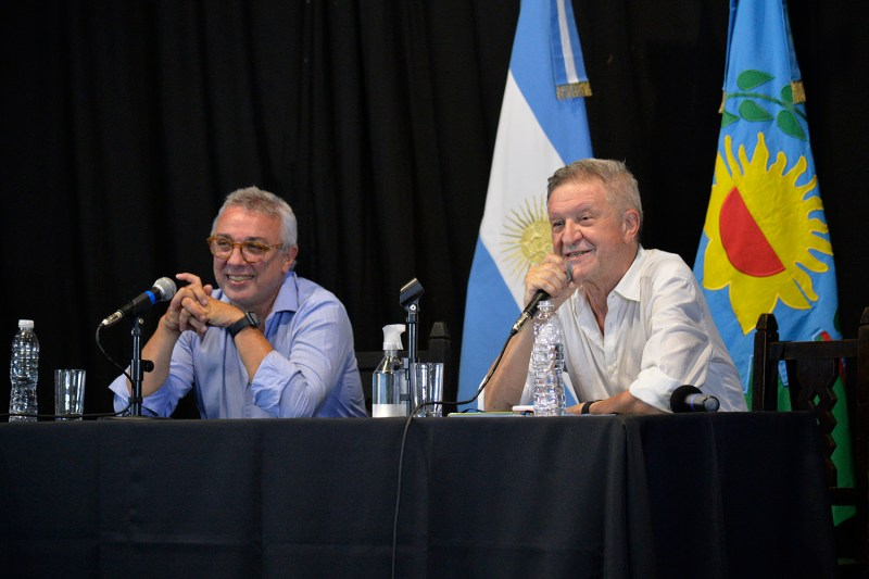 Tigre: Zamora y Oporto lanzaron el Programa Nacional de Educación para el  Trabajo y el Desarrollo Sostenible - NorteOnline