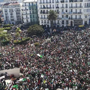 Algeria: Protests maintain pressure against regime in ninth consecutive Friday of demonstrations