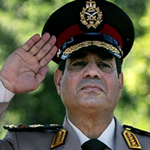 Egypt: General Sisi consolidates his power