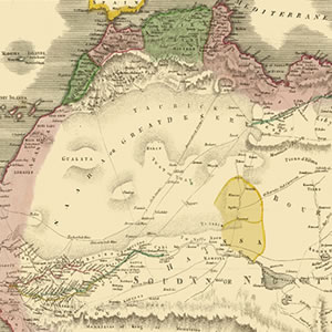 Sahel: Insurgency and criminal activity in the Sahel