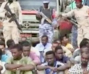Libya: Sudan captures alleged mercenaries headed to Libya