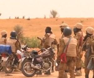 Burkina Faso army raids insurgent locations near border with Ivory Coast