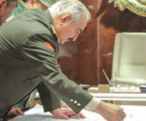 Libya: With their protégé warlord Haftar losing the war, Egypt and UAE want a ceasefire